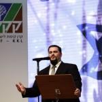 Zsolt Balla beim Natürlich für Israel Kongress, Stuttgart 2015