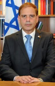 www.israel-kongress-kkl.de: Grußwort von Yakov Hadas-Handelsman