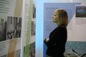 Die Geschcihte eines grünen Israels - Ausstellung von JNF-KKL