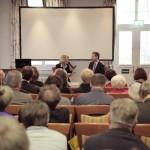 Steege und Bilger beim JNF-KKL Kongress