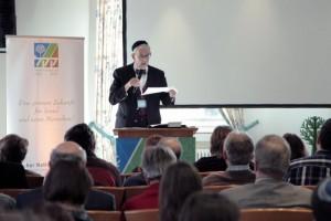 Rabbiner Steven Langnas