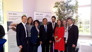greenxchange am israel kongress des kkl