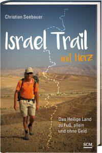 Buch Israel Trail mit Herz