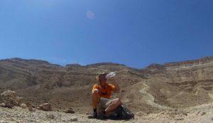 Vortrag über den Israeltrail von Christian Seebauer